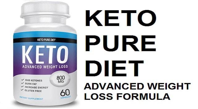 Keto pure diet - forum - action - comprimés