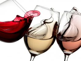 Production de vin libère de grandes quantités de dioxyde at vignoble