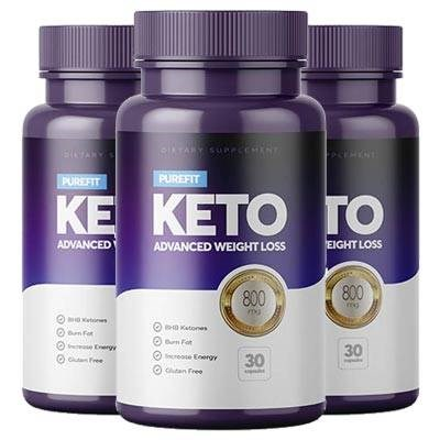 Purefit Keto Advanced Weight Loss - pour minceur - prix - action - France