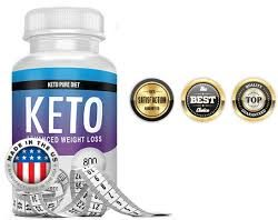Keto pure diet - Amazon - action - dangereux
