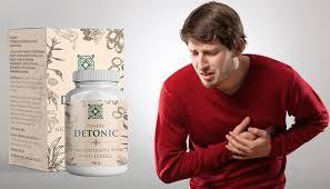 Detonic - pour l'hypertension – dangereux – composition – effets