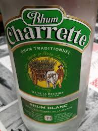 rhum charrette - cubi 4 5l - le vanillé