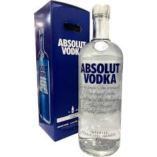 absolut vodka - vanilla - pub