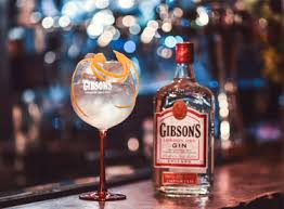 gin gibson - carrefour - cocktail