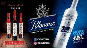 vodka polonaise - orange - prix