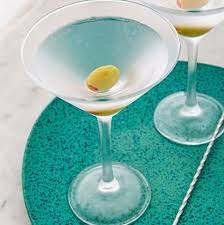 Schtroumpf Vodka – cocktail citron – steam – composition