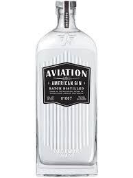 aviation gin - france - composition