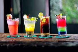 Recette cocktail a base vodka – orange – redbull – martini