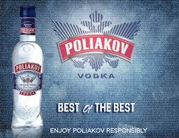vodka poliakov - 1l - degré