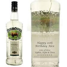 vodka zubrowka - leclerc - cocktail