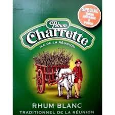 rhum charrette arrangé auchan