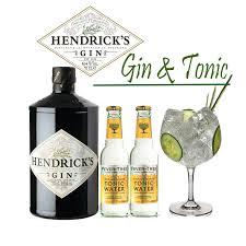 hendricks - concombre wikipedia - gin rose