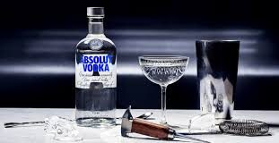 absolut vodka - bouteille - 70cl