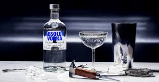 absolut vodka - bouteille - 70cl