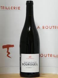 saint nicolas de bourgueil aoc cave