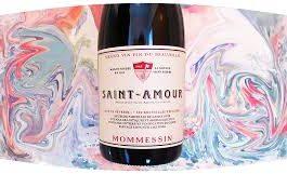 saint amour vin - le rouge 2015 - leclerc