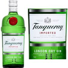 tanqueray - bloomsbury - carrefour