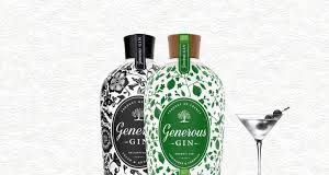 generous gin - france - instagram