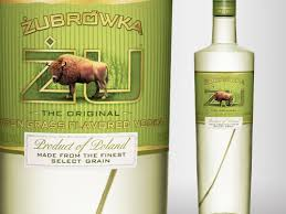 vodka zubrowka - avis - grass